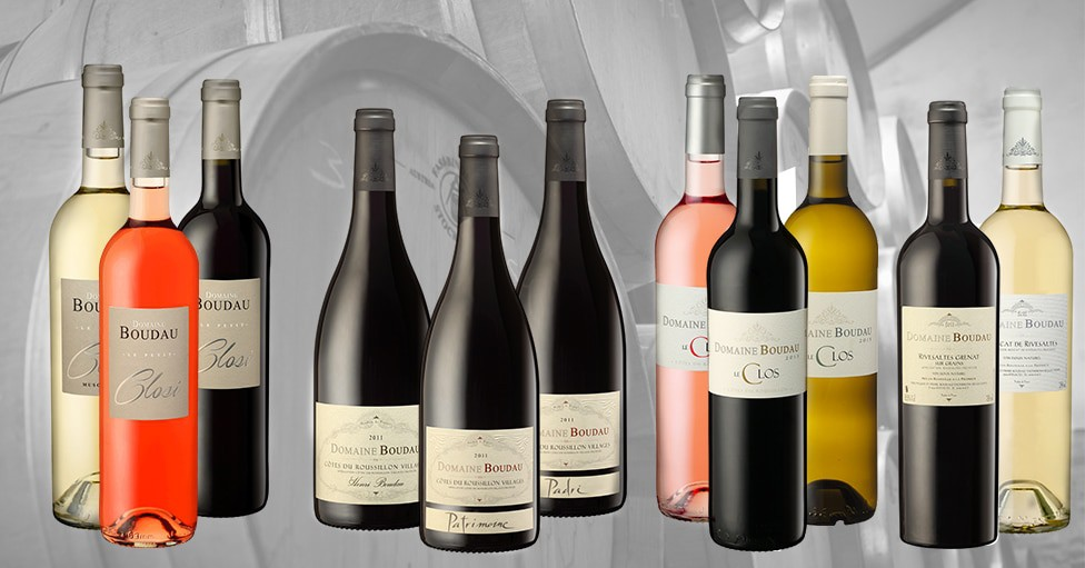 Domaine Boudau - Collection